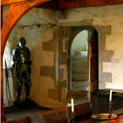 old rooms in turin castle