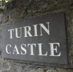 luxurious medieval castle